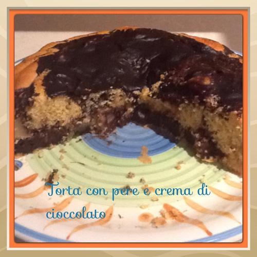 torta pere cioccolato jessica1